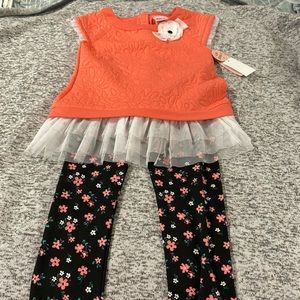 Little lass matching set